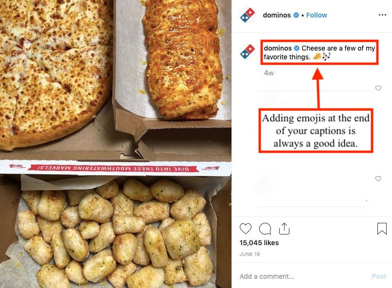 marketing for pizza