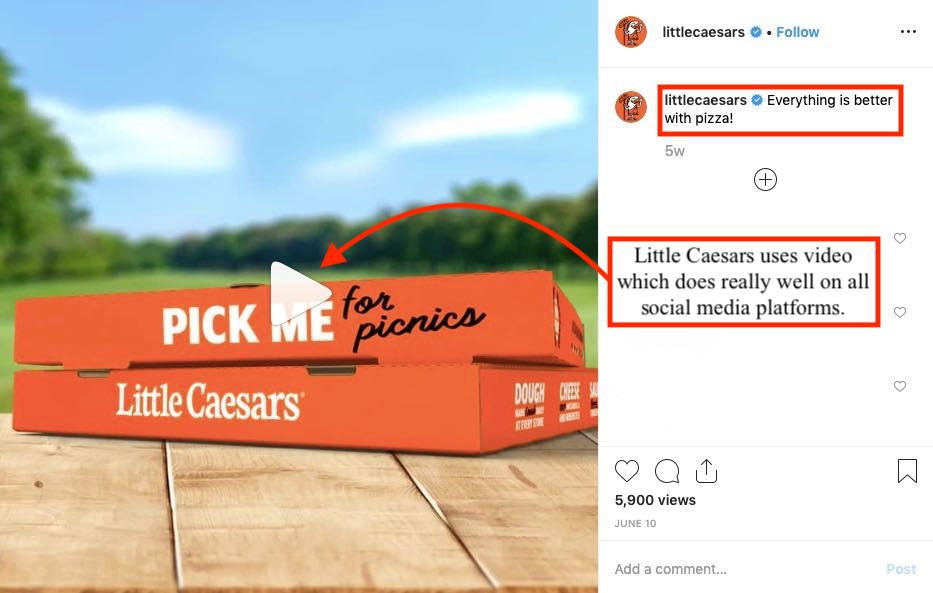 pizza captions for Instagram