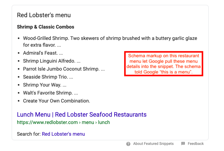 Add schema for more restaurant sales