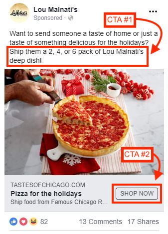 pizza advertising ideas